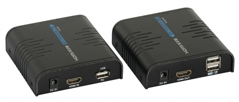 HDMI IP konverter: Signal HD (USB extenderrel)